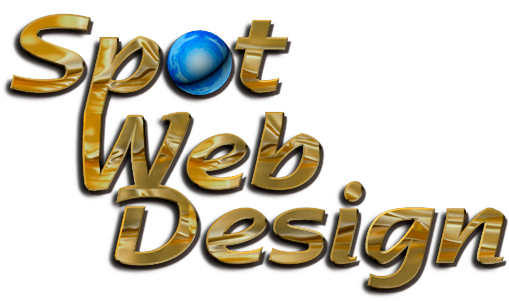 Spot Web Design Logotipo